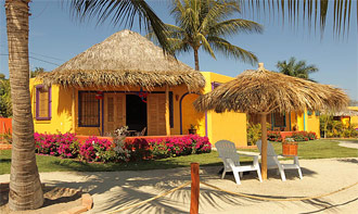 Vacation Beachfront Rentals in La Cruz de Huanacaxtle
