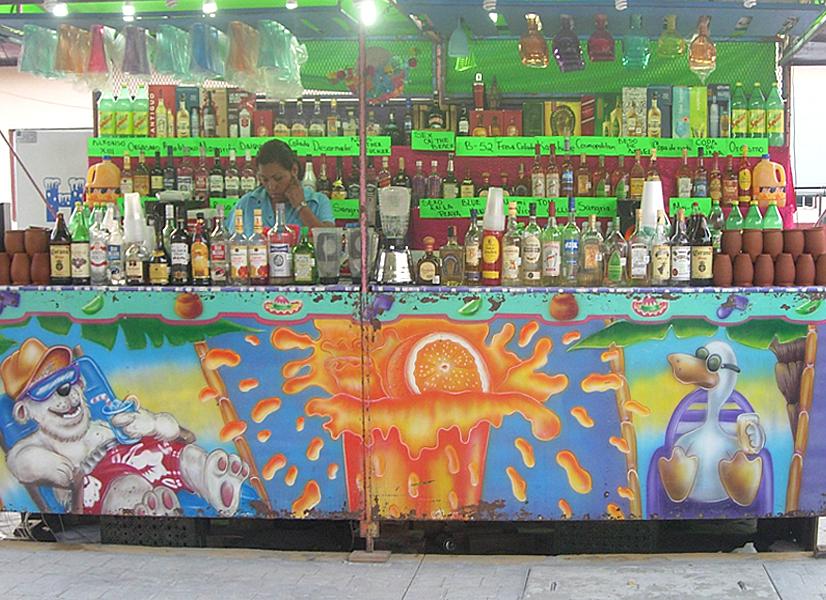 La Cruz de Huanacaxtle celebrations