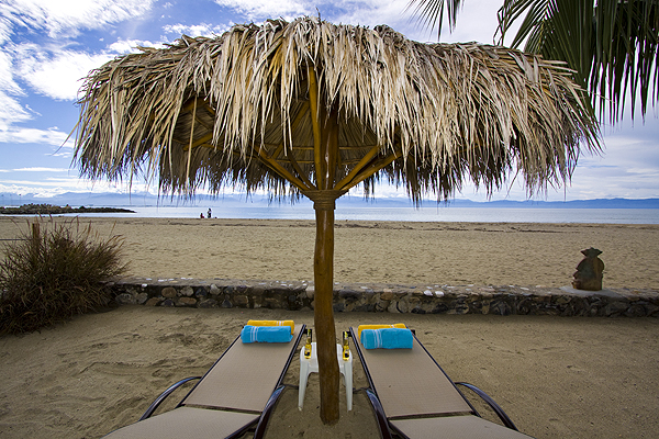 Vacation rentals on the beach in Puerto Vallarta area